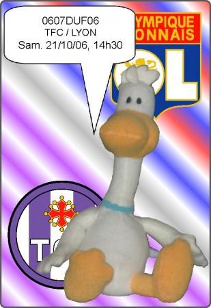 TFC / LYON (1/2) 2006/07